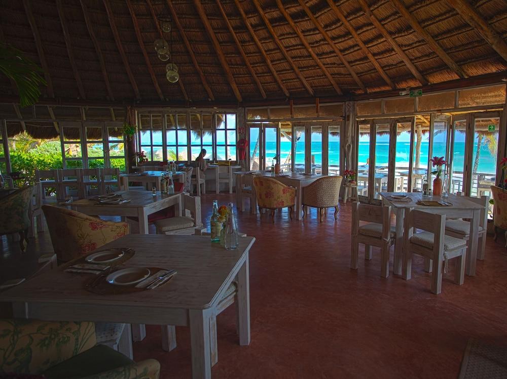 힙 호텔 툴룸(Hip Hotel Tulum) Hotel Image 19 - Restaurant