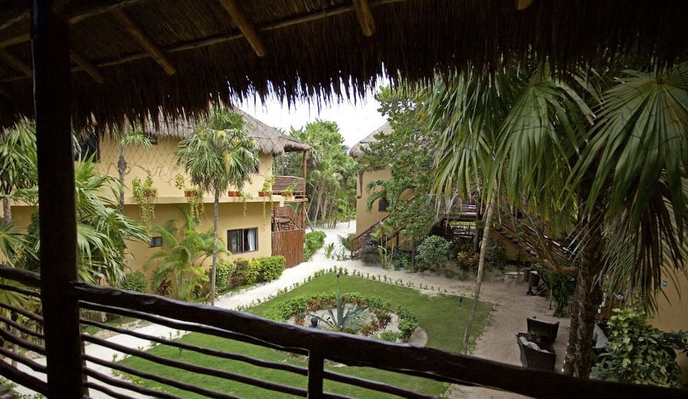 힙 호텔 툴룸(Hip Hotel Tulum) Hotel Image 26 - Hallway