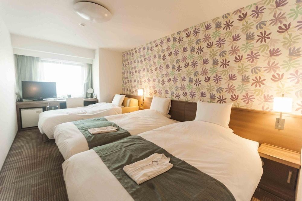 다이와 로이넷 호텔 오키나와 켄초마에(Daiwa Roynet Hotel Okinawa Kenchomae) Hotel Image 9 - Guestroom