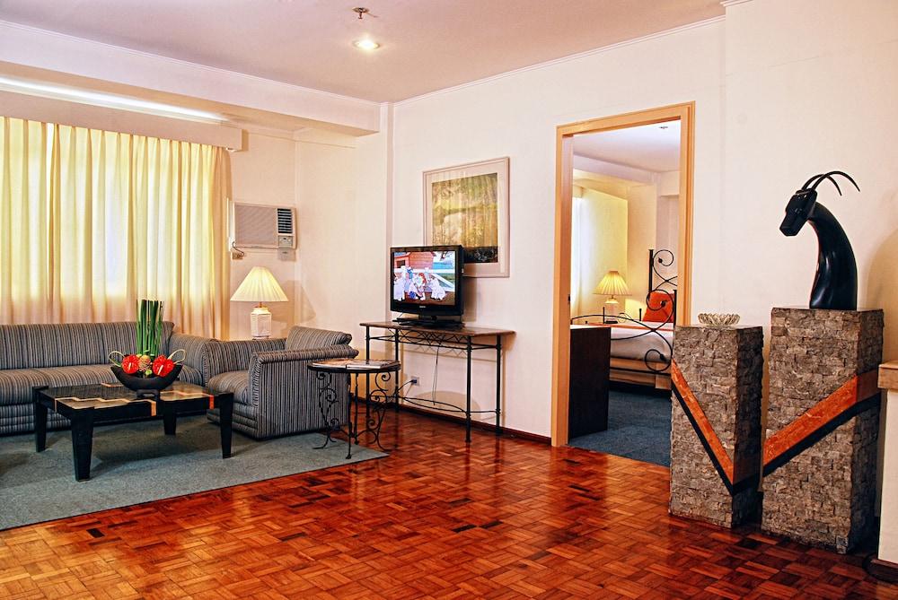 세부 그랜드 호텔(Cebu Grand Hotel) Hotel Image 17 - Living Area