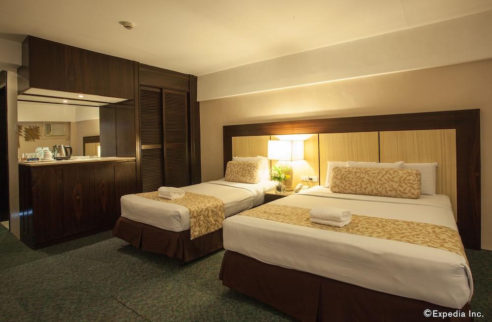 세부 그랜드 호텔(Cebu Grand Hotel) Hotel Image 8 - Guestroom