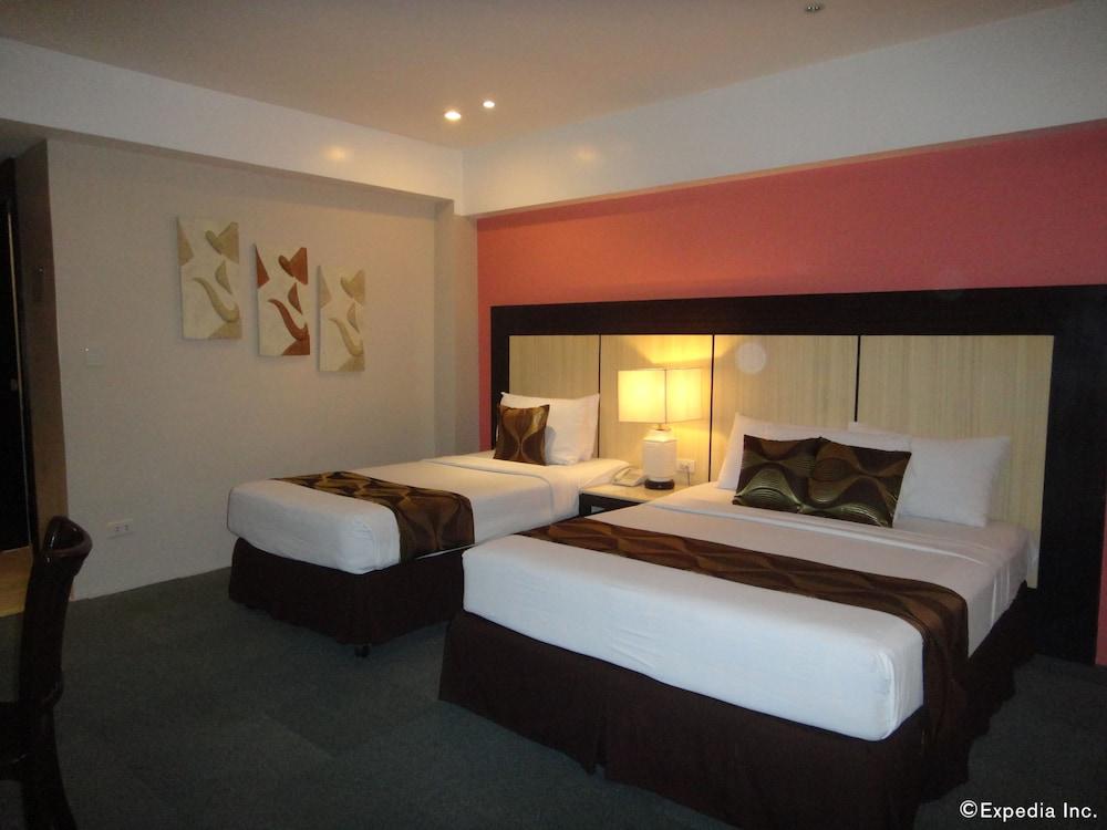 세부 그랜드 호텔(Cebu Grand Hotel) Hotel Image 10 - Guestroom