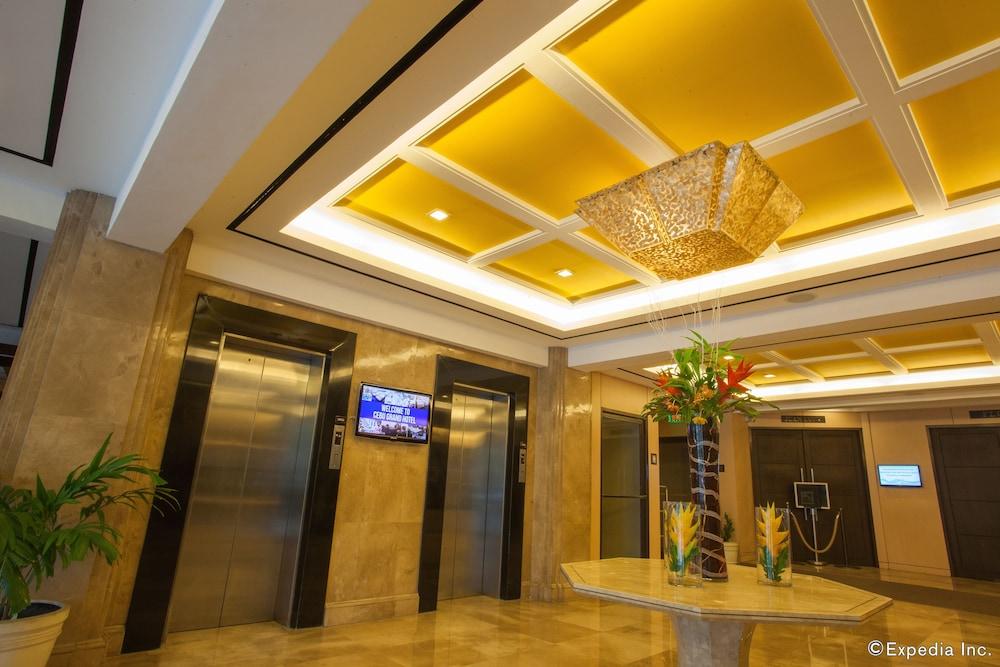 세부 그랜드 호텔(Cebu Grand Hotel) Hotel Image 1 - Lobby