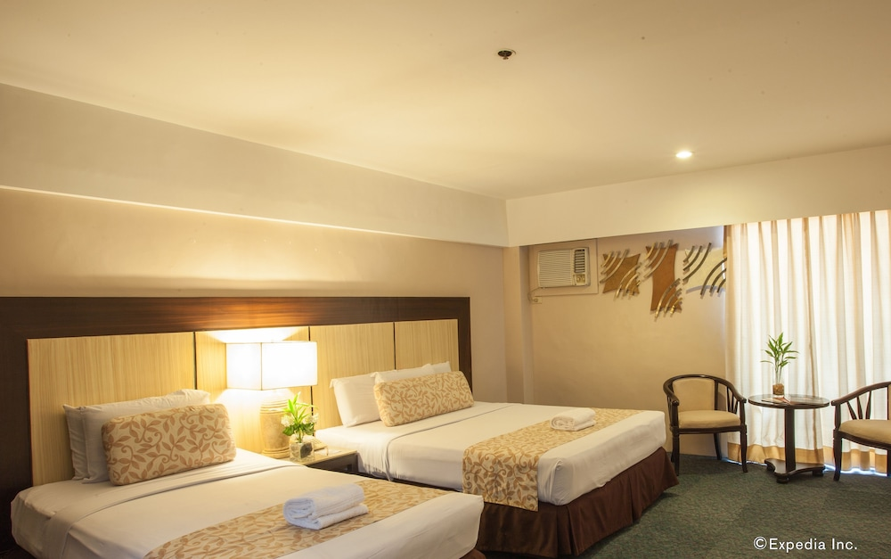 세부 그랜드 호텔(Cebu Grand Hotel) Hotel Image 15 - Guestroom