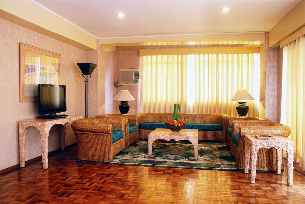 세부 그랜드 호텔(Cebu Grand Hotel) Hotel Image 18 - Living Area