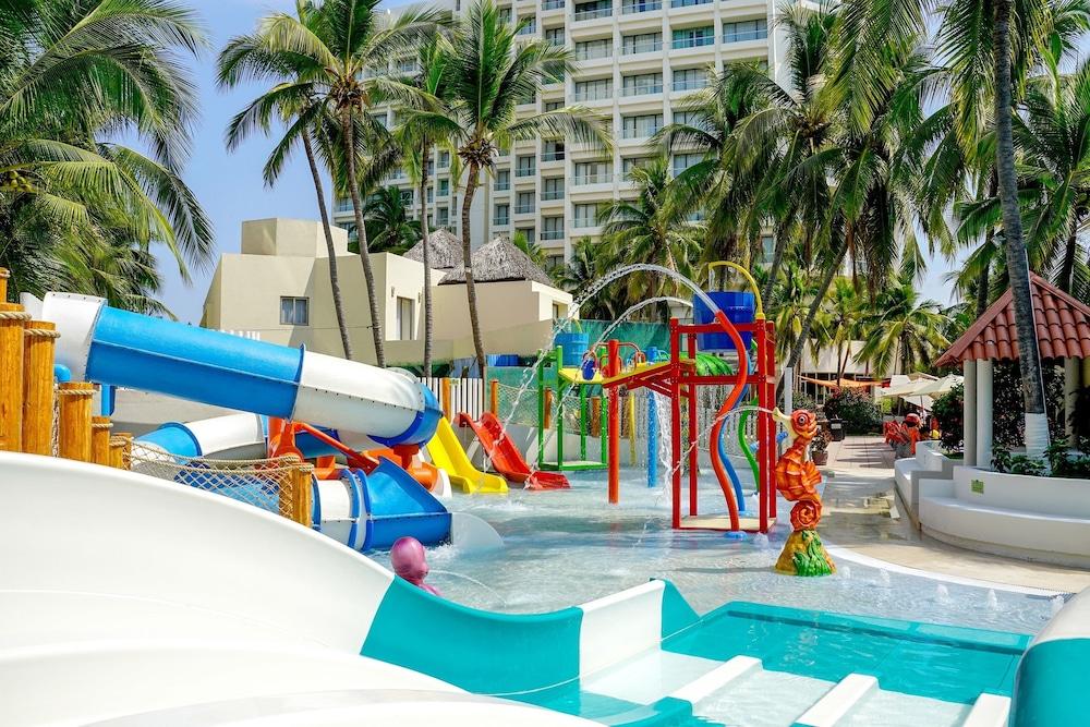 선스케이프 도라도 파시피코 익스타파 리조트 앤드 스파 올 인클루시브(Sunscape Dorado Pacifico Ixtapa Resort & Spa All Inclusive) Hotel Image 14 - Childrens Pool