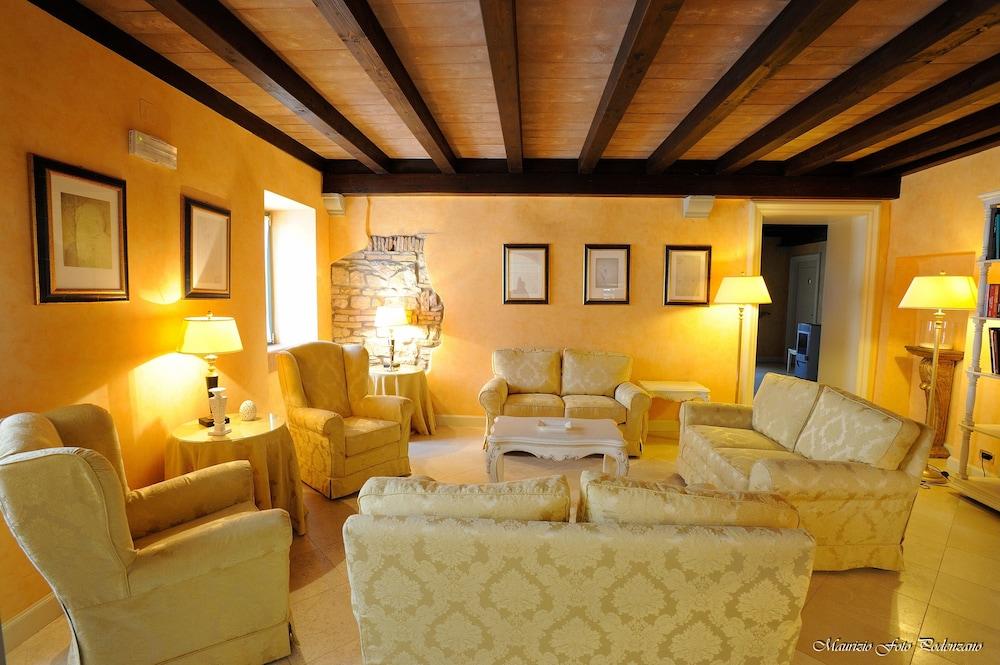 를레 콜롬바라 스파 & 웰니스(Relais Colombara Spa & Wellness) Hotel Image 93 - Hotel Interior