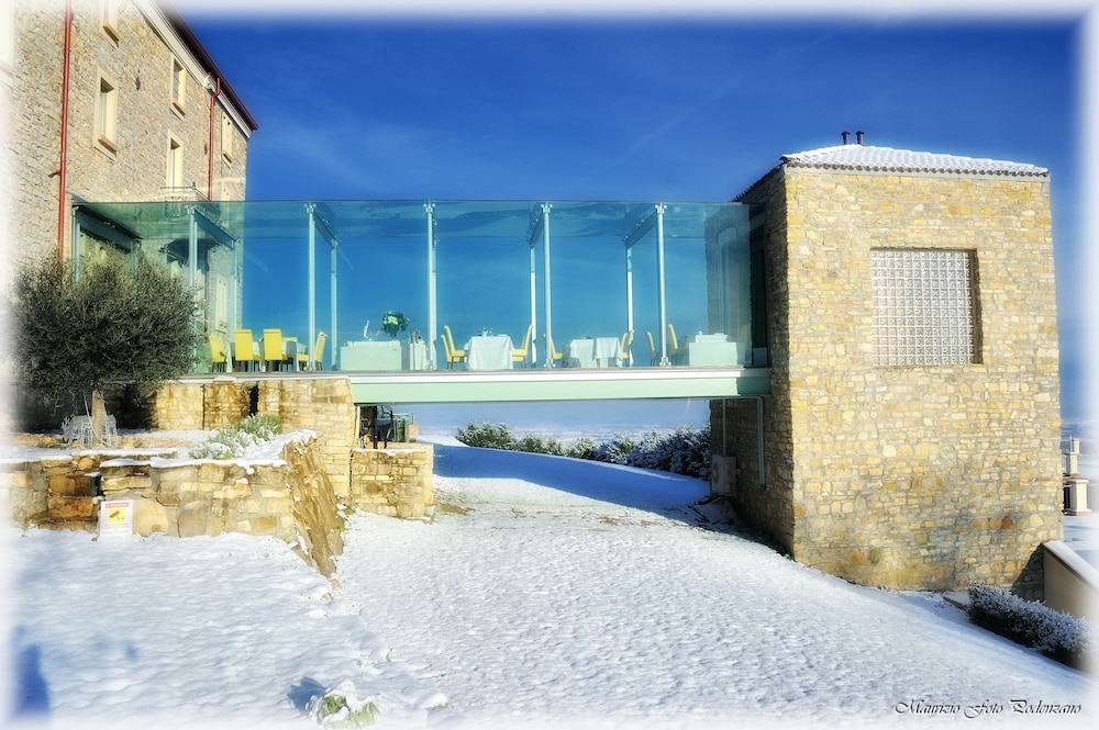 를레 콜롬바라 스파 & 웰니스(Relais Colombara Spa & Wellness) Hotel Image 83 - Restaurant