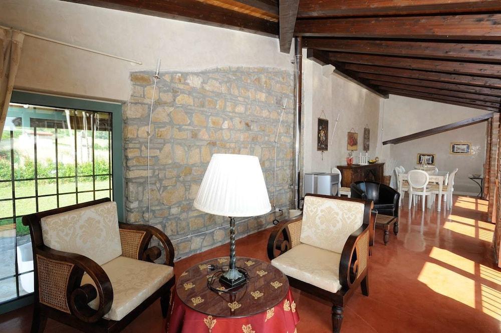 를레 콜롬바라 스파 & 웰니스(Relais Colombara Spa & Wellness) Hotel Image 20 - Guestroom