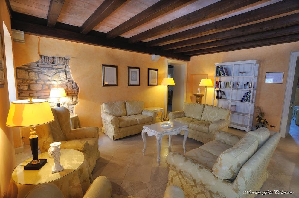 를레 콜롬바라 스파 & 웰니스(Relais Colombara Spa & Wellness) Hotel Image 92 - Hotel Interior