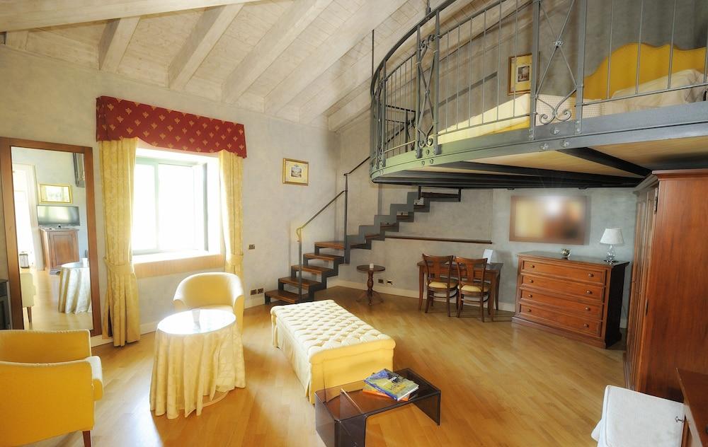 를레 콜롬바라 스파 & 웰니스(Relais Colombara Spa & Wellness) Hotel Image 26 - Living Area