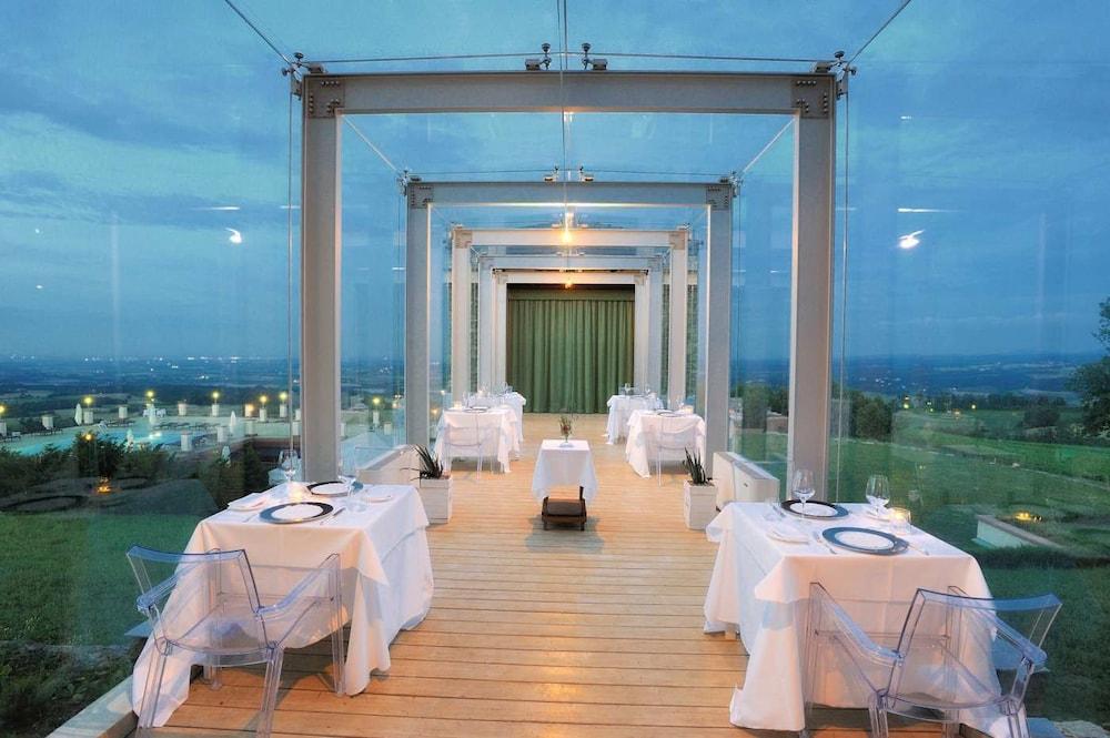 를레 콜롬바라 스파 & 웰니스(Relais Colombara Spa & Wellness) Hotel Image 78 - Restaurant