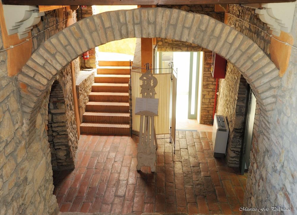 를레 콜롬바라 스파 & 웰니스(Relais Colombara Spa & Wellness) Hotel Image 91 - Hotel Interior