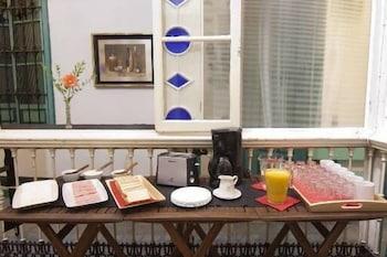 펜션 누에보 피노(Pension Nuevo Pino) Hotel Image 51 - Breakfast Area