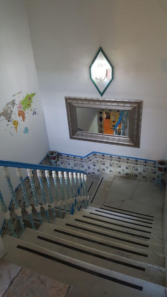 펜션 누에보 피노(Pension Nuevo Pino) Hotel Image 57 - Staircase