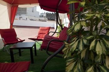 펜션 누에보 피노(Pension Nuevo Pino) Hotel Image 62 - Terrace/Patio
