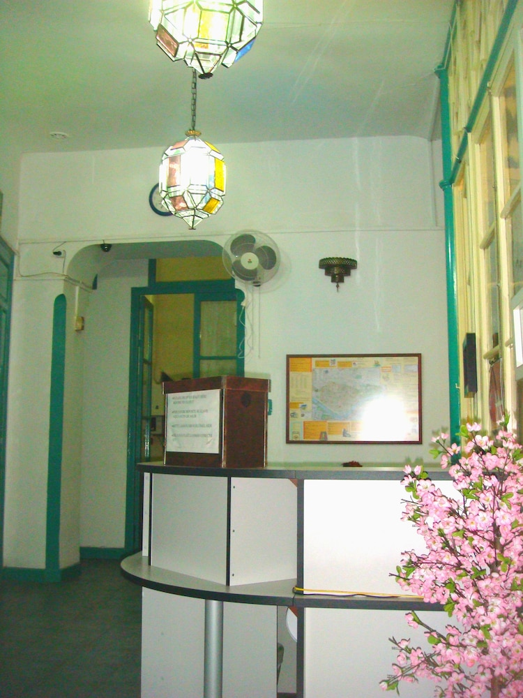 펜션 누에보 피노(Pension Nuevo Pino) Hotel Image 32 - Reception