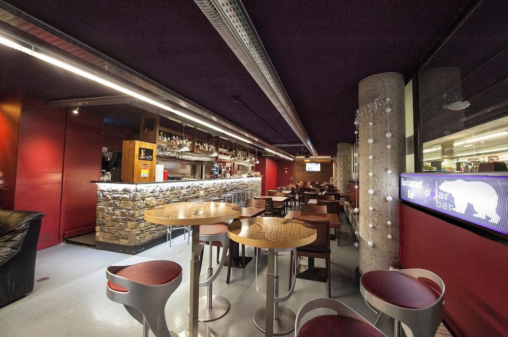 아파르타멘츠 산트 모리츠(Apartaments Sant Moritz) Hotel Image 47 - Hotel Lounge