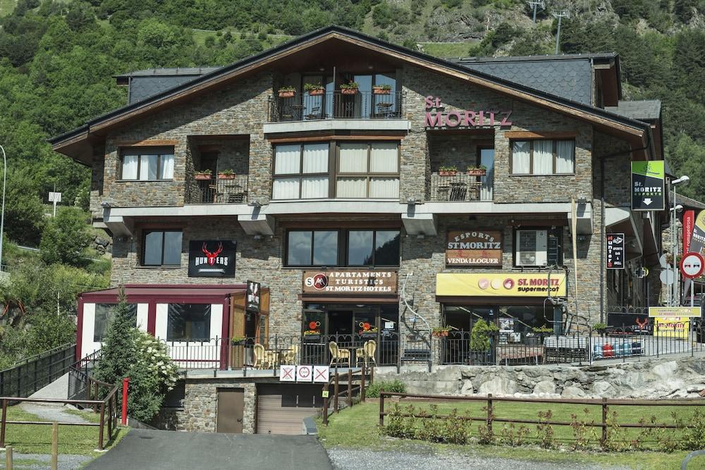 아파르타멘츠 산트 모리츠(Apartaments Sant Moritz) Hotel Image 54 - Exterior