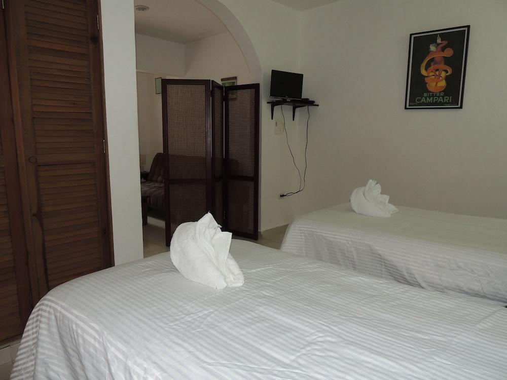 아파트 호텔 카사에히도(Apart hotel Casaejido) Hotel Image 24 - Guestroom