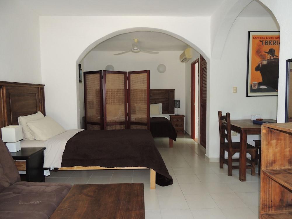 아파트 호텔 카사에히도(Apart hotel Casaejido) Hotel Image 21 - Guestroom