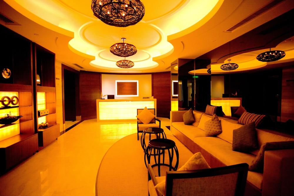 힐튼 항저우 칭다오 레이크 리조트(Hilton Hangzhou Qiandao Lake Resort) Hotel Image 41 - Spa Reception