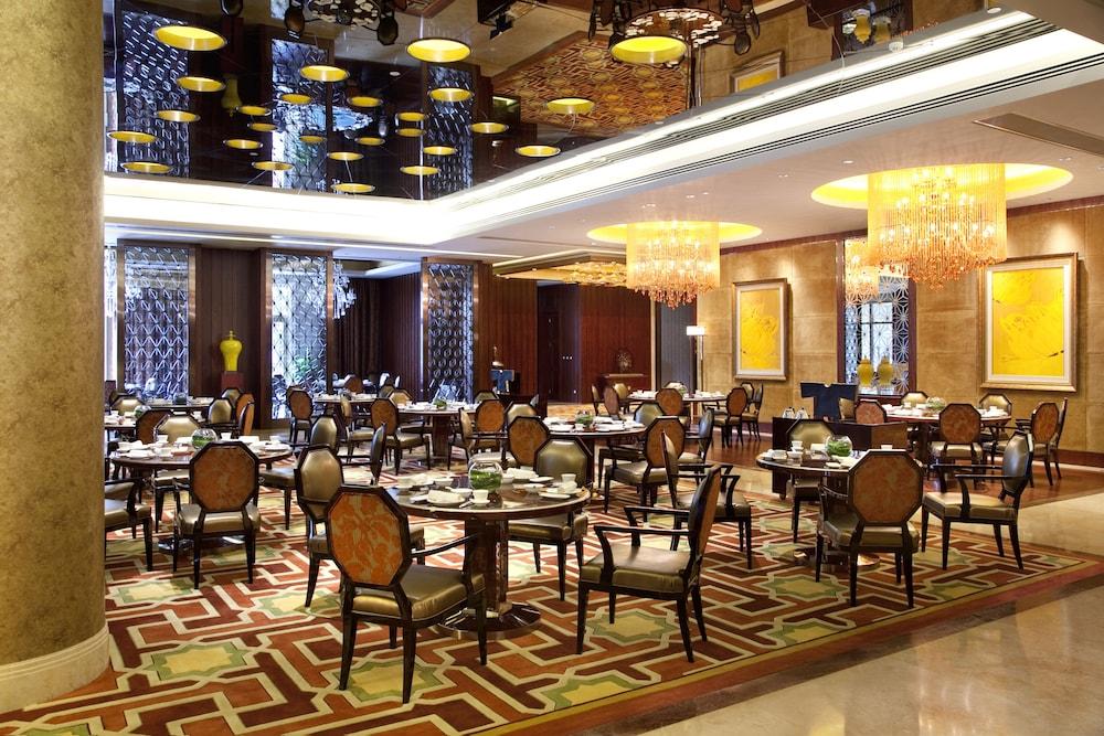 힐튼 항저우 칭다오 레이크 리조트(Hilton Hangzhou Qiandao Lake Resort) Hotel Image 44 - Restaurant