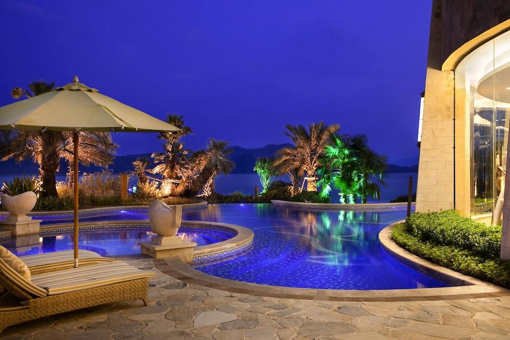 힐튼 항저우 칭다오 레이크 리조트(Hilton Hangzhou Qiandao Lake Resort) Hotel Image 36 - View from Hotel