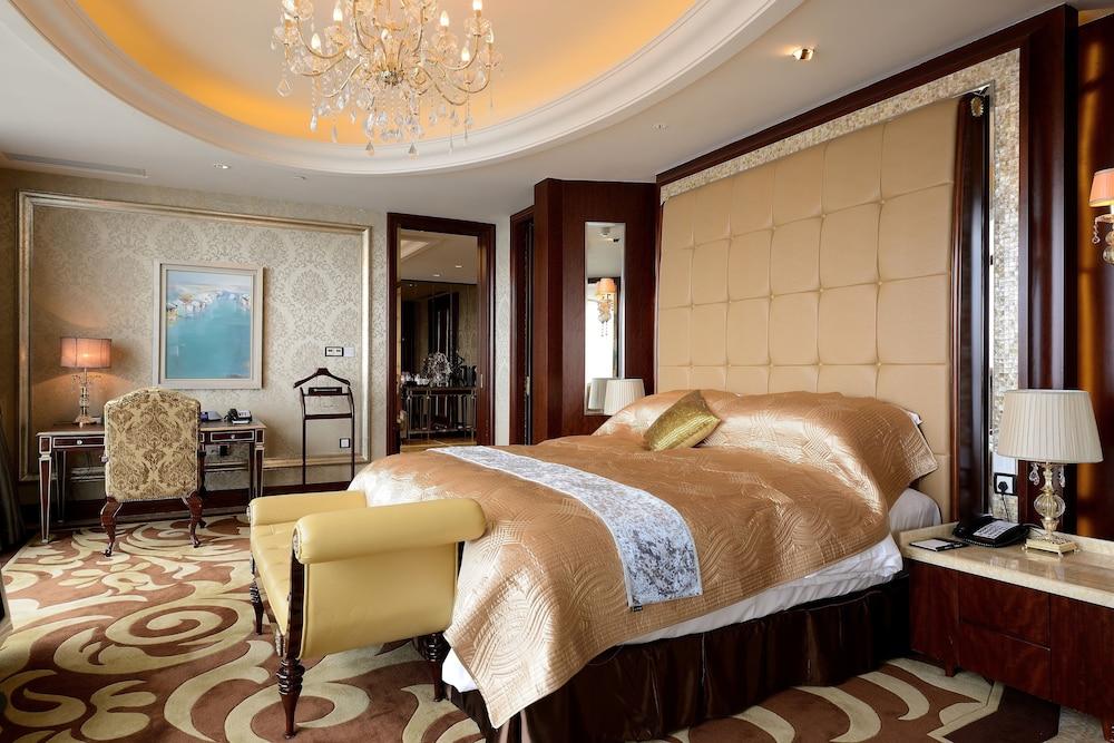 힐튼 항저우 칭다오 레이크 리조트(Hilton Hangzhou Qiandao Lake Resort) Hotel Image 20 - Guestroom