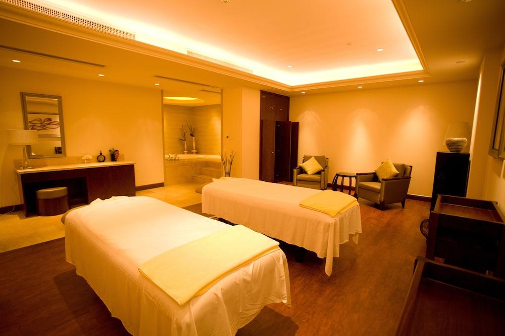 힐튼 항저우 칭다오 레이크 리조트(Hilton Hangzhou Qiandao Lake Resort) Hotel Image 42 - Treatment Room