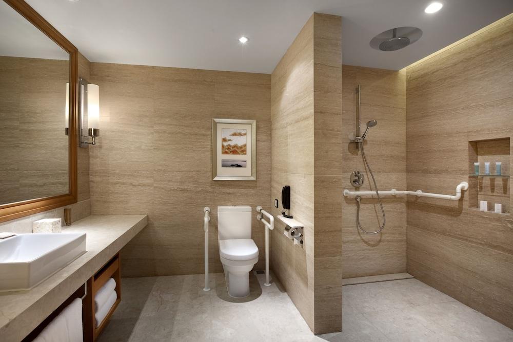 힐튼 항저우 칭다오 레이크 리조트(Hilton Hangzhou Qiandao Lake Resort) Hotel Image 62 - Bathroom