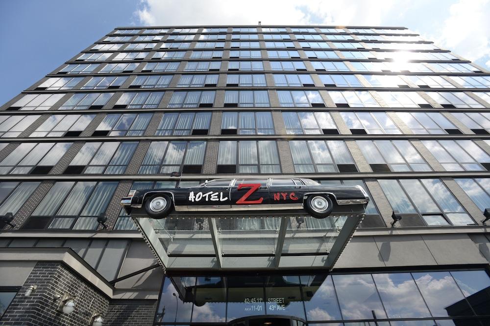 Z NYC 호텔(Z NYC Hotel) Hotel Image 33 - 호텔 정면