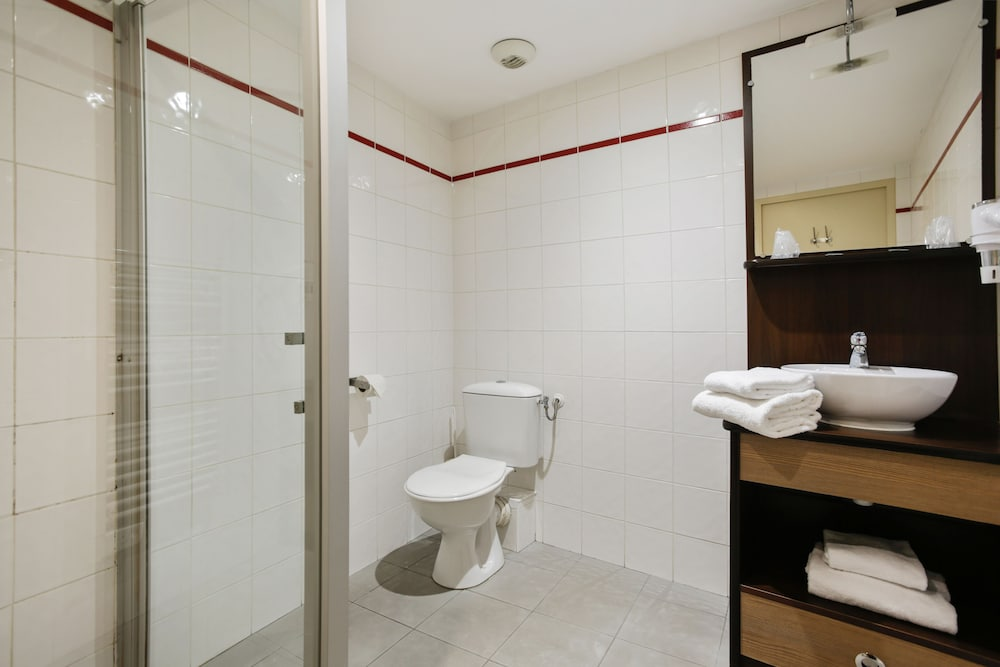 아파트시티 니스 아크로폴리스(Appart'City Nice Acropolis) Hotel Image 33 - Bathroom