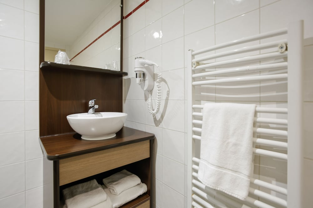 아파트시티 니스 아크로폴리스(Appart'City Nice Acropolis) Hotel Image 37 - Bathroom