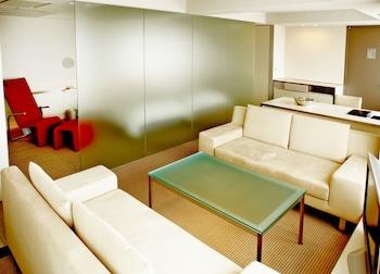 エクスクルーシブ ツインルーム|58㎡|センチュリー ロイヤル ホテル
