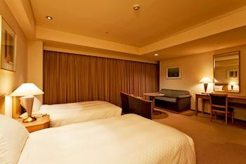 デラックス ツインルーム|34㎡|センチュリー ロイヤル ホテル