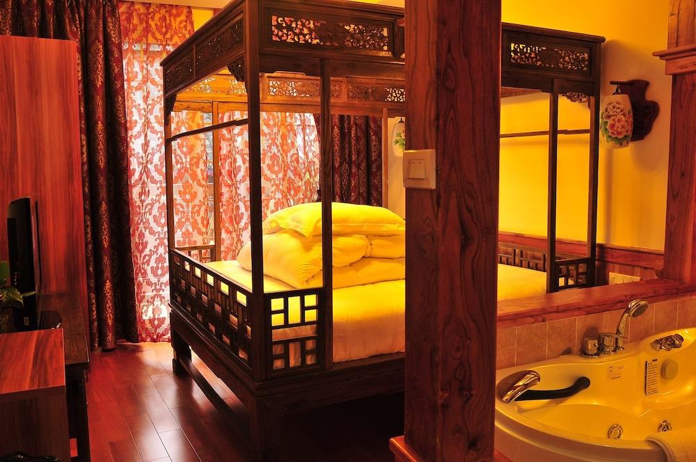 밤부 하우스 리조트(Bamboo House Resort) Hotel Image 7 - Living Room