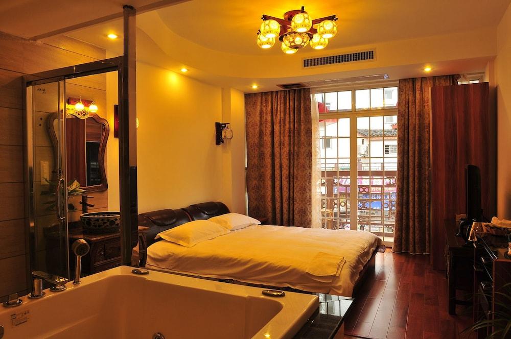 밤부 하우스 리조트(Bamboo House Resort) Hotel Image 3 - Living Area