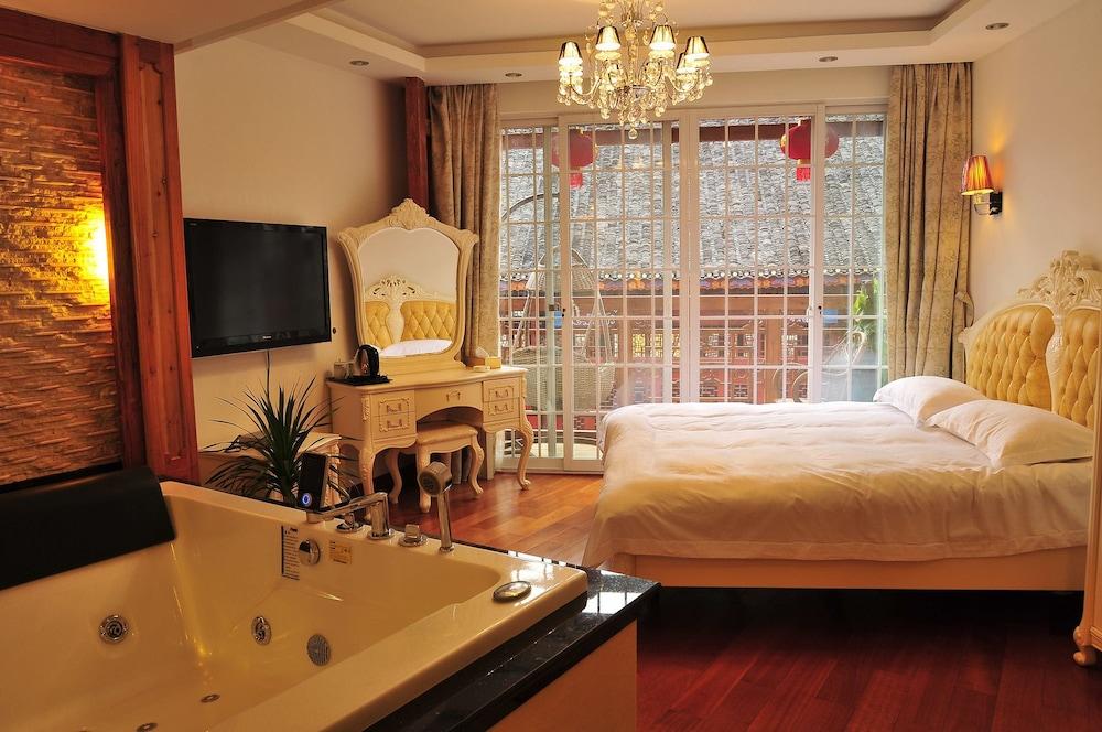 밤부 하우스 리조트(Bamboo House Resort) Hotel Image 9 - Guestroom View