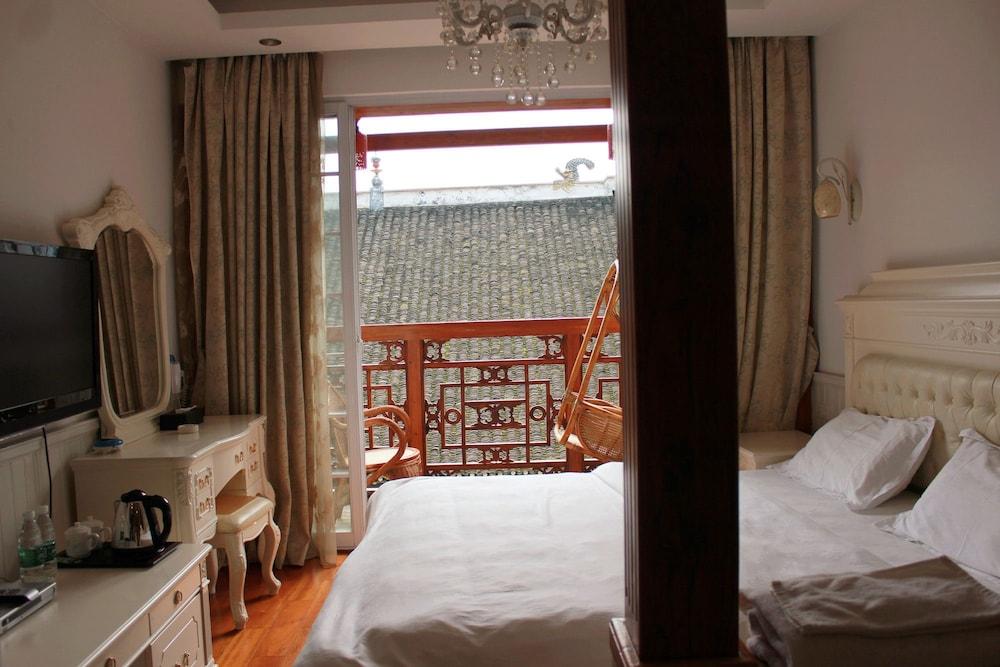 밤부 하우스 리조트(Bamboo House Resort) Hotel Image 4 - Living Area