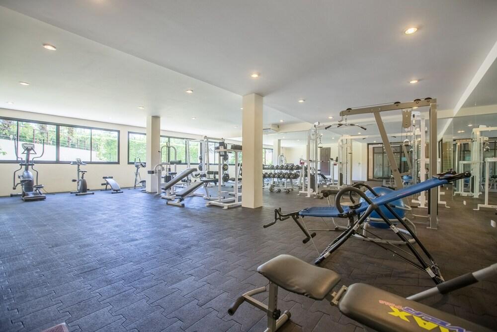 아반타 콘도미니엄(Avanta Condominium) Hotel Image 34 - Gym