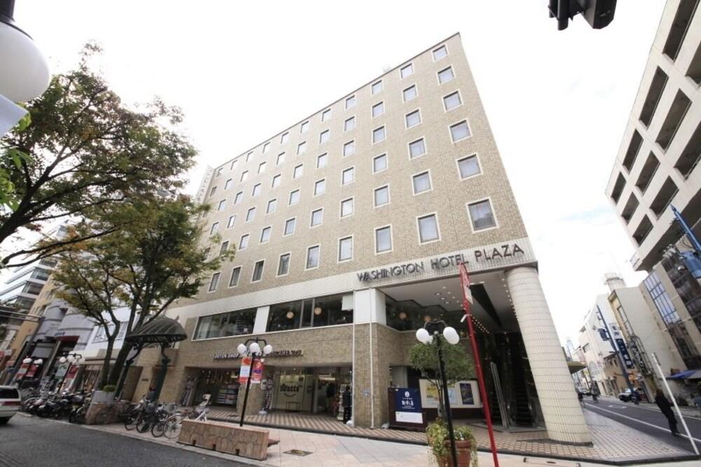 시주오카 키타 워싱턴 호텔 플라자(Shizuoka Kita Washington Hotel Plaza) Hotel Image 12 - Exterior