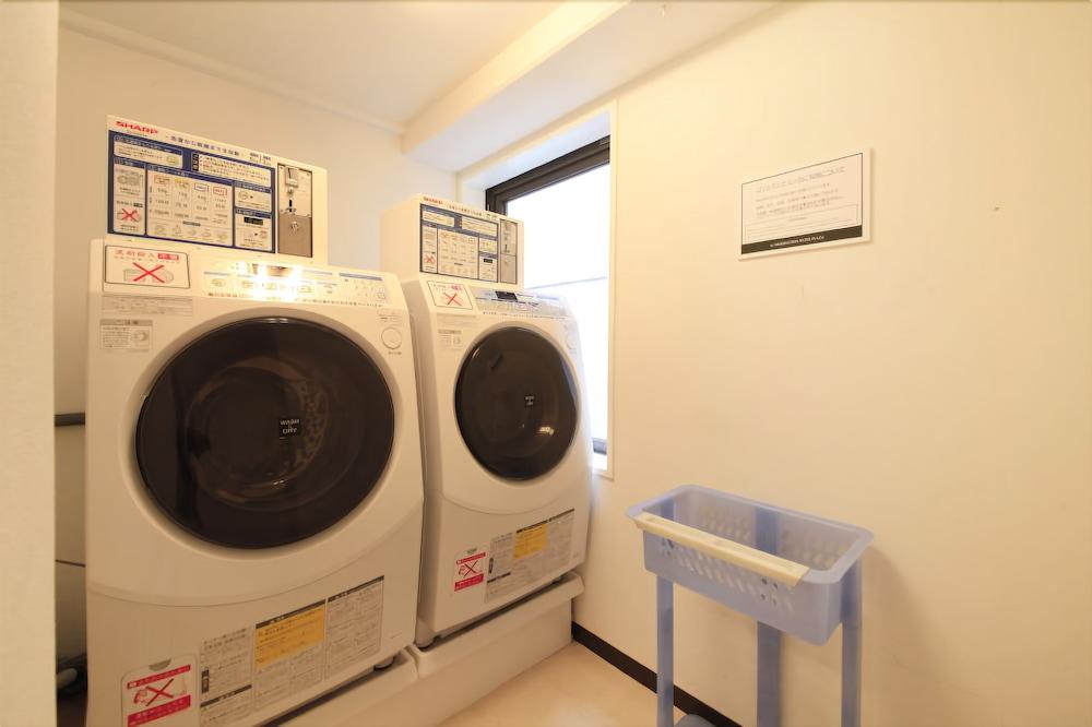 시주오카 키타 워싱턴 호텔 플라자(Shizuoka Kita Washington Hotel Plaza) Hotel Image 7 - Laundry Room