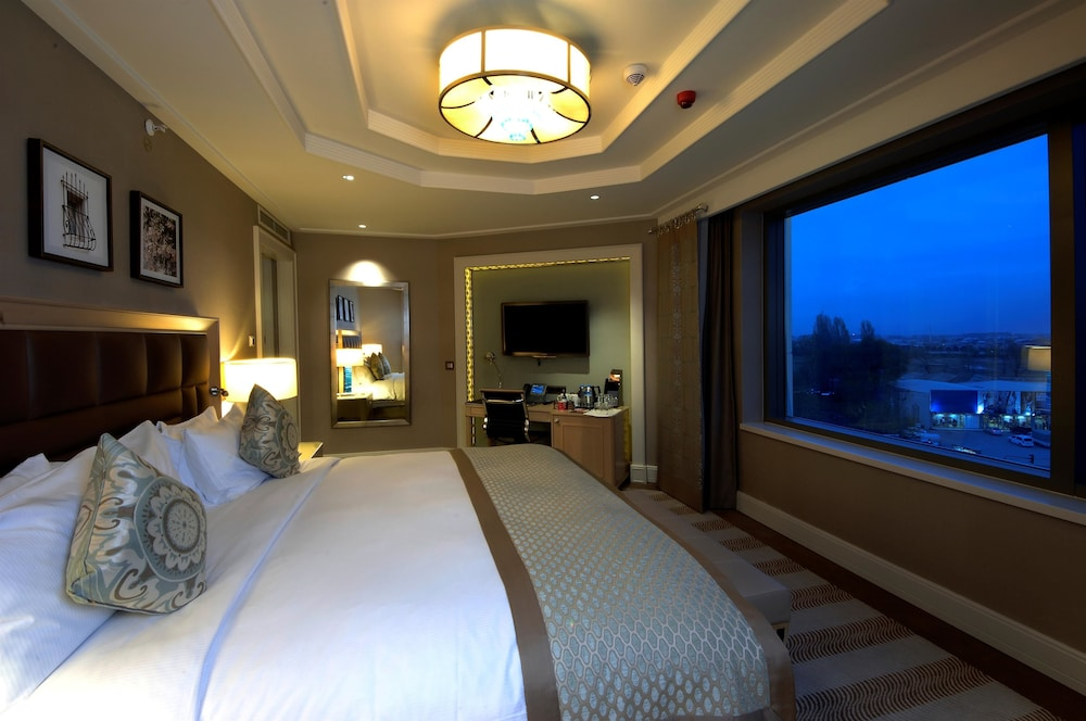 힐튼 부르사 컨벤션 센터 & 스파(Hilton Bursa Convention Center & Spa) Hotel Image 18 - Guestroom