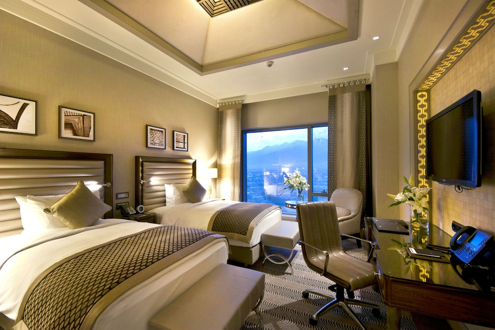 힐튼 부르사 컨벤션 센터 & 스파(Hilton Bursa Convention Center & Spa) Hotel Image 10 - Guestroom