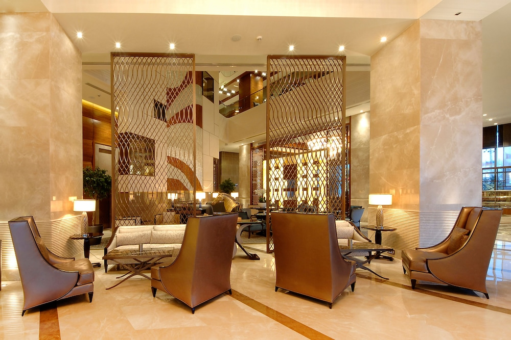 힐튼 부르사 컨벤션 센터 & 스파(Hilton Bursa Convention Center & Spa) Hotel Image 1 - Lobby