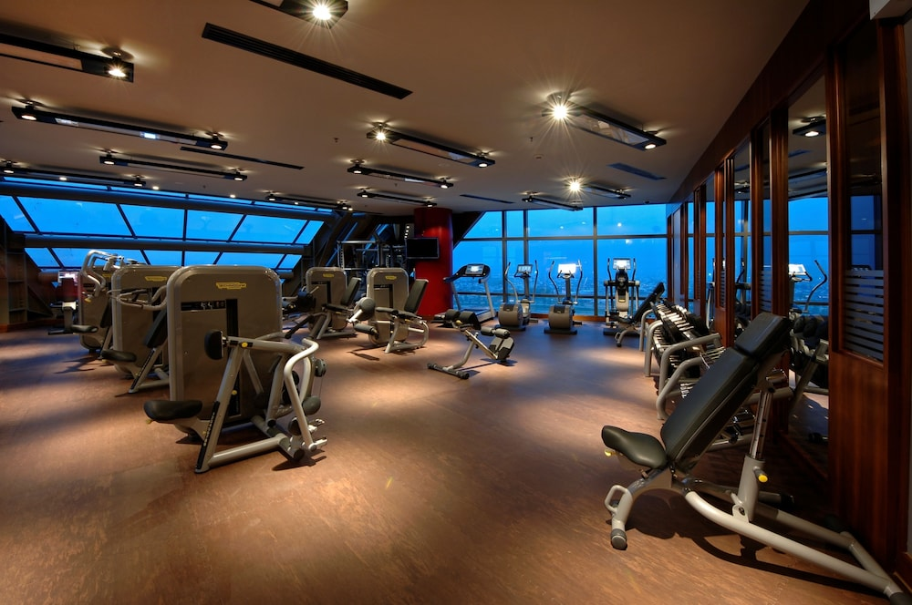힐튼 부르사 컨벤션 센터 & 스파(Hilton Bursa Convention Center & Spa) Hotel Image 56 - Gym