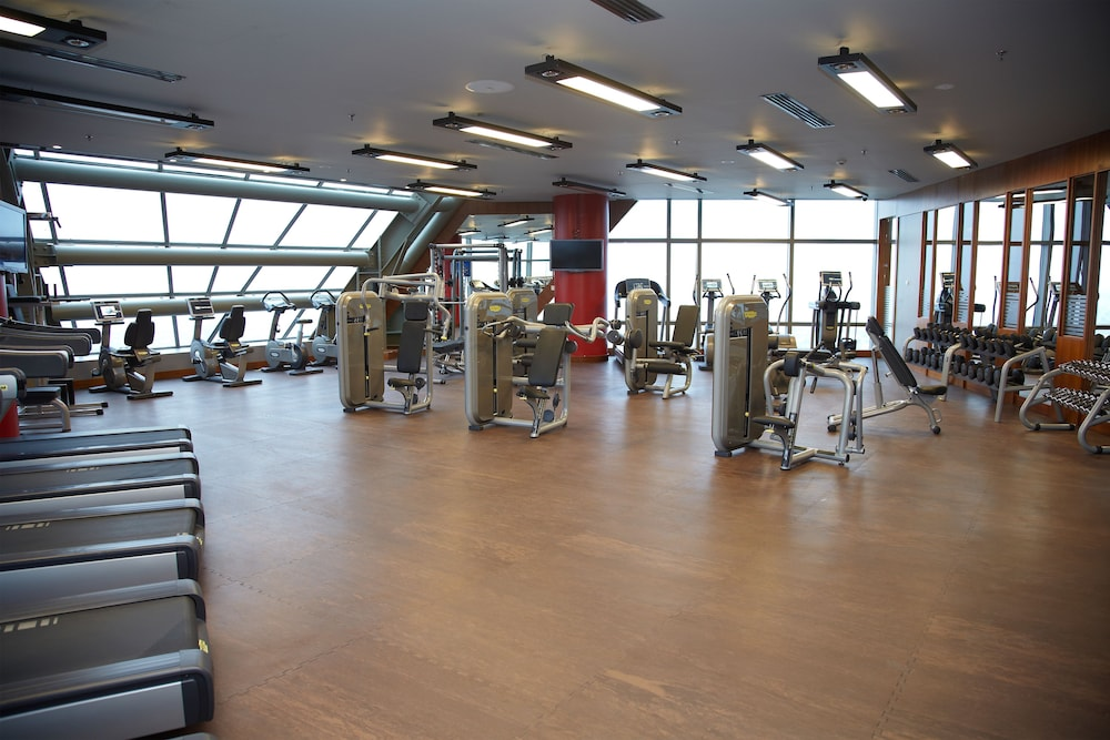 힐튼 부르사 컨벤션 센터 & 스파(Hilton Bursa Convention Center & Spa) Hotel Image 57 - Fitness Studio