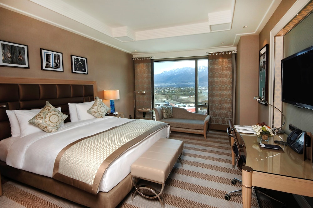 힐튼 부르사 컨벤션 센터 & 스파(Hilton Bursa Convention Center & Spa) Hotel Image 25 - Guestroom