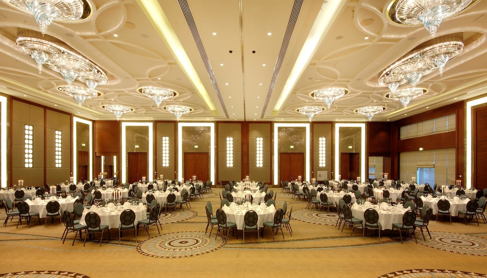 힐튼 부르사 컨벤션 센터 & 스파(Hilton Bursa Convention Center & Spa) Hotel Image 104 - Ballroom